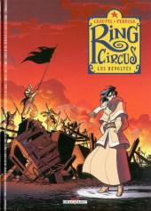 Ring Circus -4- Les Révoltés