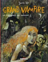 Grand vampire -5- La Communauté des magiciens