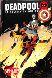 Deadpool - la collection qui tue (hachette) -371- Le bon, la brute et le truand