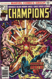 Champions (The) (1975) -8- Messenger of Death!