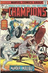 Champions (The) (1975) -4- Murder at Malibu!