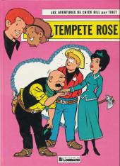 Chick Bill -2520b88- Tempête rose