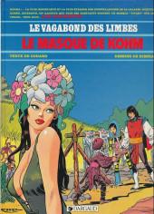 Le vagabond des Limbes -11a1989- Le masque de Kohm
