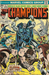 Champions (The) (1975) -2- The Champions #2