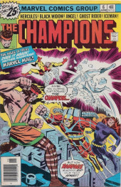 Champions (The) (1975) -6- The Champions #6