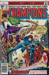 Champions (The) (1975) -14- The Doom That Went on Forever!