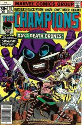 Champions (The) (1975) -15- Invasion!