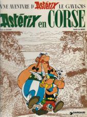 Astérix -20a76- Astérix en Corse