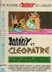 Astérix -6b75- Astérix et Cléopâtre