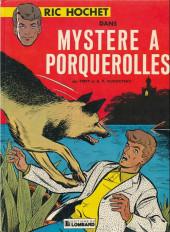 Ric Hochet -2c1981- Mystère à Porquerolles