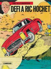 Ric Hochet -3c1980- Défi à Ric Hochet