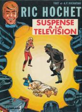 Ric Hochet -7b1981- Suspense à la télévision