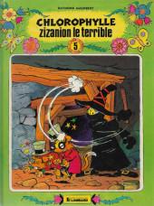 Chlorophylle -5a1984- Zizanion le terrible