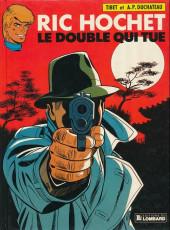 Ric Hochet -40a1987- Le double qui tue