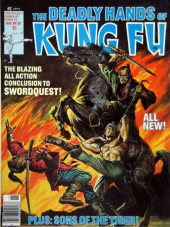 Deadly Hands of Kung Fu (The) (1974) -30- Threads of Evil...Web of Hate!