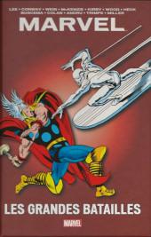 Marvel : Les Grandes Batailles  - Les grandes batailles