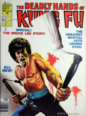 Deadly Hands of Kung Fu (The) (1974) -28- The Bruce Lee story!
