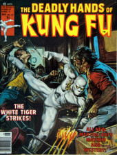 Deadly Hands of Kung Fu (The) (1974) -27- The white tiger strikes!