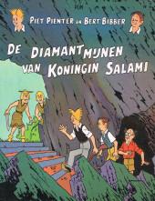 Piet Pienter en Bert Bibber -5a76- De diamantmijnen van koningin Salami