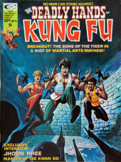 Deadly Hands of Kung Fu (The) (1974) -16- Demons In Painted Death