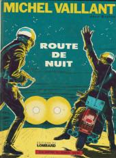 Michel Vaillant -4c1974'- Route de nuit