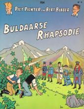 Piet Pienter en Bert Bibber -9a81- Buldaarse Rhapsodie