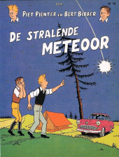 Piet Pienter en Bert Bibber -10a75- De stralende meteoor