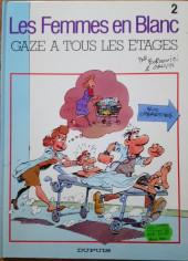 Les femmes en Blanc -2a1987- Gaze à tout les étages