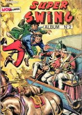 Super Swing -Rec02- Album N°2 (du n°4 au n°6)