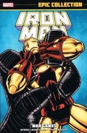 Iron Man Epic Collection (2013) -INT16- War Games