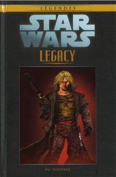 Star Wars - Légendes - La Collection (Hachette) -9091- Star Wars Legacy - VII. Tatooine