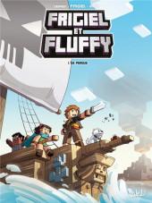 Frigiel et Fluffy -5- L'île perdue
