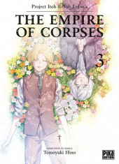 Empire of Corpses (The) -3- Tome 3