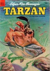 Tarzan (Dell - 1948) -56- (sans titre)