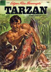 Tarzan (Dell - 1948) -59- (sans titre)