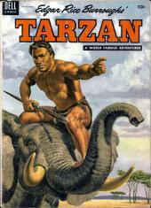 Tarzan (Dell - 1948) -60- (sans titre)