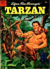 Tarzan (Dell - 1948) -61- (sans titre)