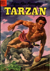 Tarzan (Dell - 1948) -63- (sans titre)
