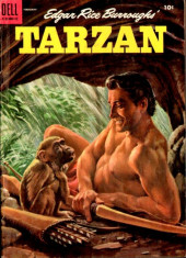 Tarzan (Dell - 1948) -65- (sans titre)