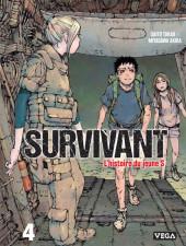 Survivant - L'histoire du jeune S -4- Tome 4