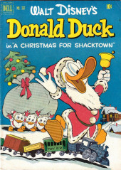 Four Color Comics (Dell - 1942) -367- Donald Duck in A Christmas for Shacktown