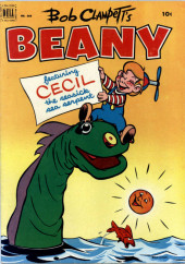 Four Color Comics (Dell - 1942) -368- Bob Clampett's Beany
