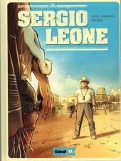 Glénat 9 1/2 (Collection) -2- Sergio Leone