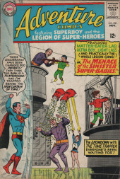 Adventure Comics (1938) -338- The Menace of the Sinister Super-Babies!