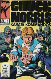 Chuck Norris: Karate Kommandos -1- Issue #1