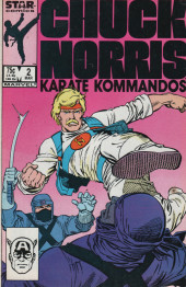 Chuck Norris: Karate Kommandos -2- Issue #2