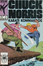 Chuck Norris: Karate Kommandos -3- Issue #3