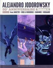 Alejandro Jodorowsky 90e anniversaire -4- Volume 4