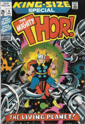 Thor (1966) -AN04- The Living Planet!