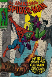 Amazing Spider-Man (The) (1963) -97- Spidey fights the Goblin